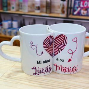 Mug Duo Love