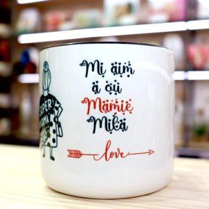 Mug à thé en céramique